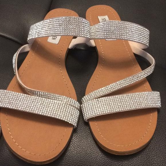 Steve Madden Shoes | Rhinestone
